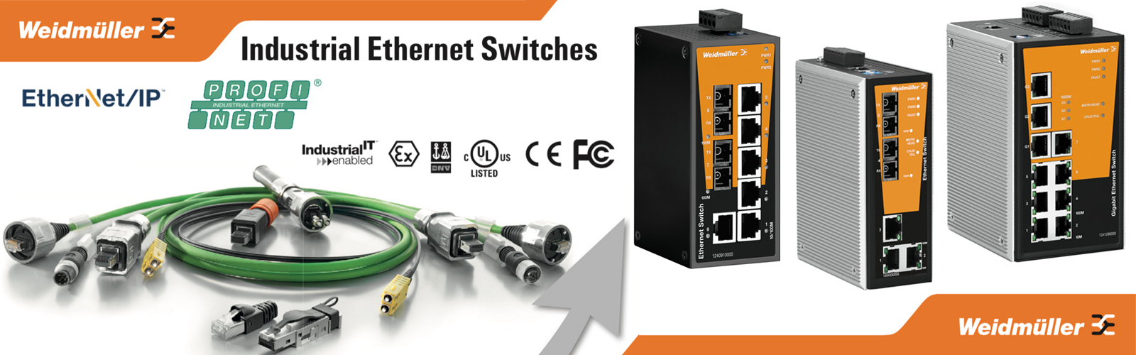ETHERNET SWITCH WEIDMULLER