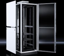 TỦ RACK IT TS8 (W800H2000D600)