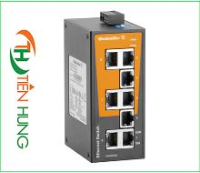 BỘ SWITCH MẠNG WEIDMULLER 8 CỔNG RJ45 LOẠI UNMANAGED 1286560000 - IE-SW-BL08T-8TX, INDUSTRIAL ETHERNET SWITCH 8 PORTS RJ45 UNMANAGED 1286560000 - IE-SW-BL08T-8TX, WEIDMULLER VIỆT NAM