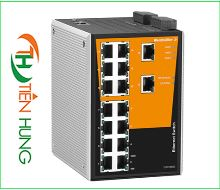 BỘ MANAGED SWITCH MẠNG 16 CỔNG RJ45 WEIDMULLER 1286820000 - IE-SW-PL16MT-16TX, INDUSTRIAL ETHERNET MANAGED SWITCH 16 RJ45 1286820000 - IE-SW-PL16MT-16TX, WEIDMULLER HÀ NỘI, VIỆT NAM