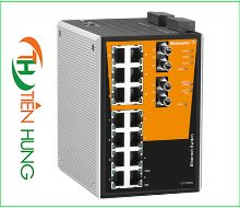 BỘ MANAGED SWITCH MẠNG 14 RJ45, 2 CỔNG QUANG SC(FIBER OPTIC) WEIDMULLER 1241130000 - IE-SW-PL16M-14TX-2ST, INDUSTRIAL ETHERNET MANAGED SWITCH 14 RJ45/ 2 FIBER OPTIC 1241130000 - IE-SW-PL16M-14TX-2ST