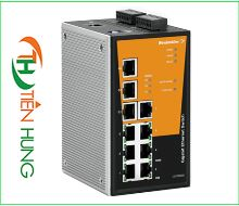 BỘ MANAGED SWITCH MẠNG 10 PORTS RJ45 WEIDMULLER 1241290000 - IE-SW-PL10M-3GT-7TX, INDUSTRIAL ETHERNET MANAGED SWITCH 10 RJ45 WEIDMULLER 1241290000 - IE-SW-PL10M-3GT-7TX, WEIDMULLER HÀ NỘI