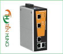 BỘ MANAGED SWITCH MẠNG  5 CỔNG RJ45 WEIDMULLER 1504310000 - IE-SW-VL05MT-5TX, INDUSTRIAL ETHERNET MANAGED SWITCH 5 PORTS RJ45 1504310000 - IE-SW-VL05MT-5TX, WEIDMULLER HÀ NỘI